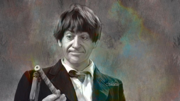 """The Second Doctor"" by Jo Wilson (2014)"