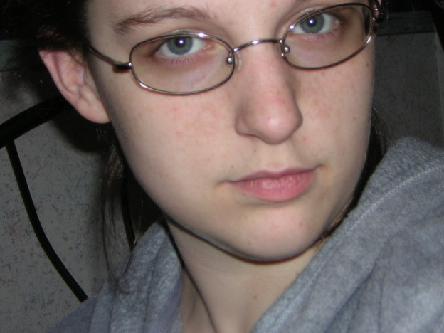 Me still rocking those glasses - March 15th, 2006